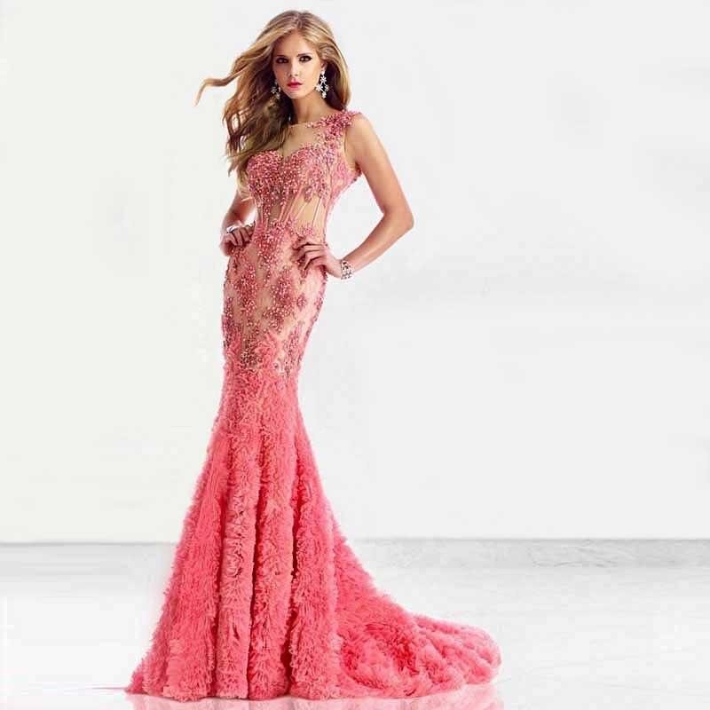 Online Get Cheap Hot Pink Evening Dress -Aliexpress.com  Alibaba ...