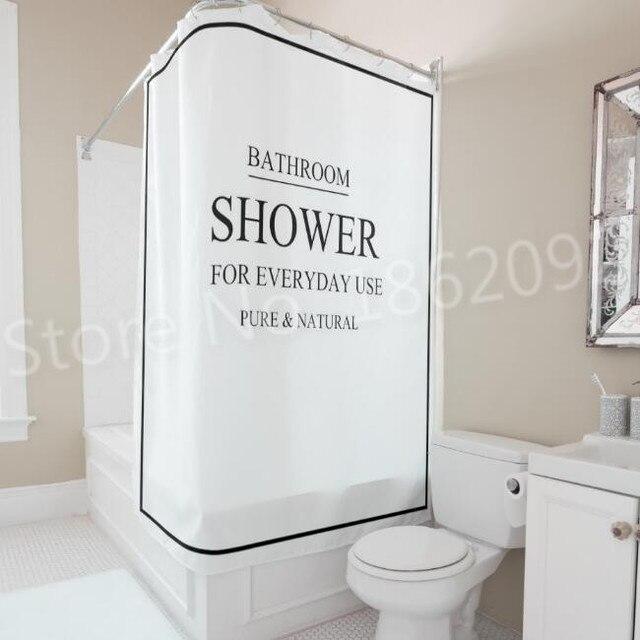 Bath Bathroom Curtain Shower