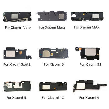 Loudspeaker For Xiaomi 4 4C 5S 5 5X A1 Max Max2 Note Loud Speaker Sound Buzzer Ringer Flex Cable Mi4 Mi5 Mi 5s Replacement Parts