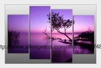 Pieces Large Modern Abstract Art Wall Decor Canvas Oil Painting Ideas Realistic