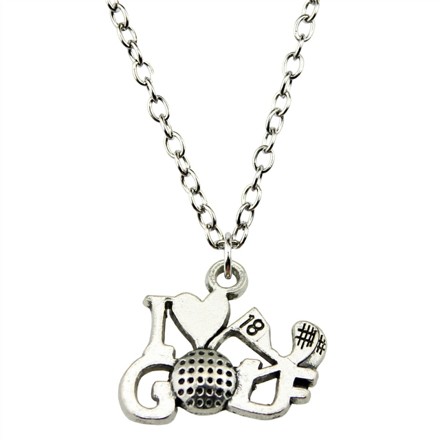 Wholesale price 1722mm 067087 inches i love golf pendant link wholesale price 1722mm 067087 inches i love golf pendant link aloadofball Choice Image