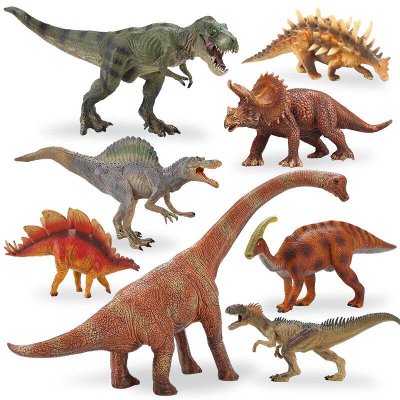 Jurassic Park Dinosaur Toys : Jurassic world park toy dinosaur triceratops stegosaurus