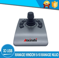 Mini USB Hub Video Surveillance Joystick CCTV Controller PTZ Management Window 8 10 Manage Software Platform