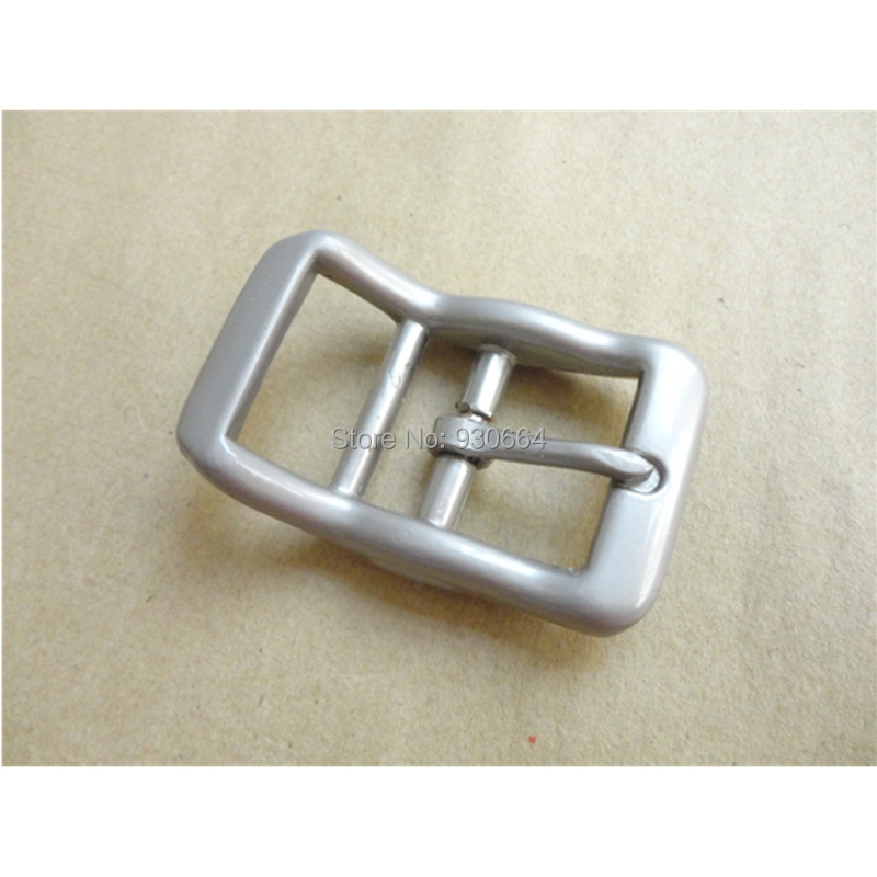 10PCS/Lot Zinc Alloy Buckle Horse Halter  Buckle  Plated Nickel Inner Width27mm Leather Buckles For Pet P024