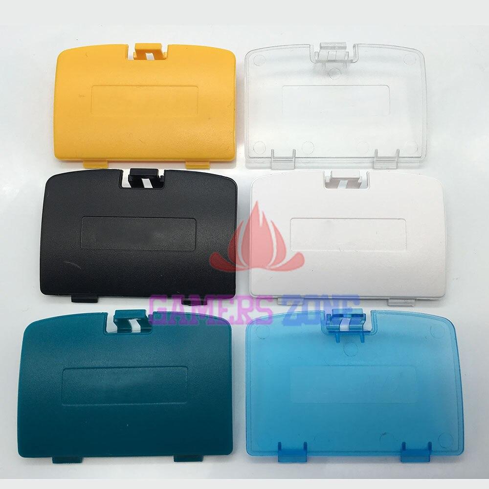 53c290b2a496 20 unids para gameboy color GBC reemplazo de la batería cubierta tapa para  gameboy color batería nuevo