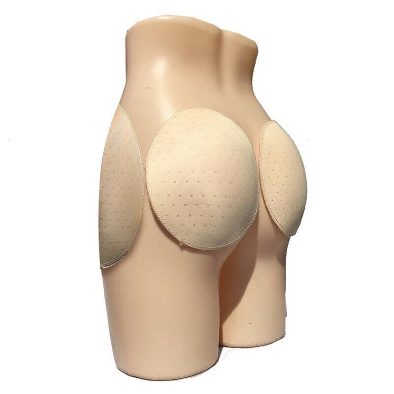 Image 5 - 4pcs/set Hip Up Padded Bum Shapewear Hip Enhancing Underwear Pad Stickers Fake Ass Buttock  Lifter    -