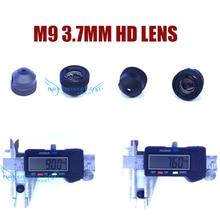 HD mini camera M9-3.7MM lens for cctv video surveillance camera CCD/CMOS/IPC/AHD IP Camera DIY Module Free shipping