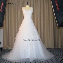 EBDOING A-line Wedding Dress 2017 Dress With