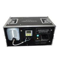 Великобритания Склад нет налога Раша Новое Технология 1500 Вт на водной основе дымка машина с DMX кейс стадии специальных эффектов дым машина