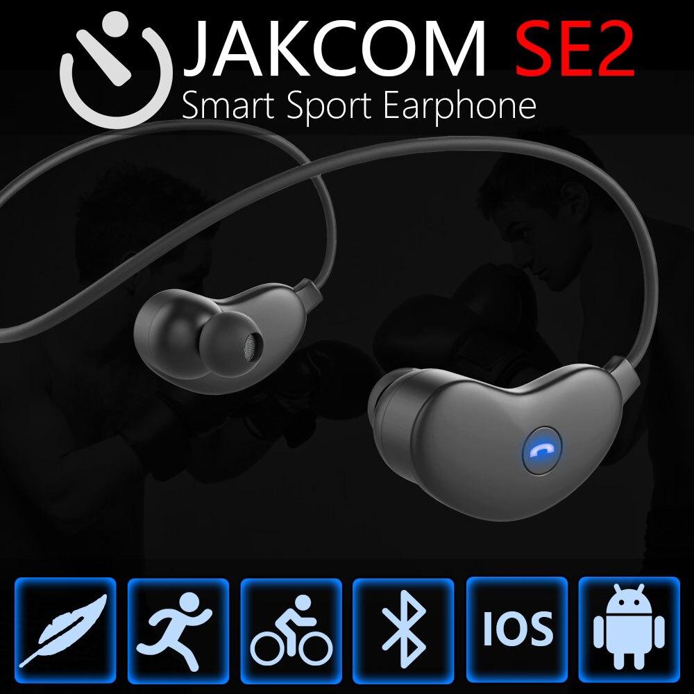 JAKCOM SE2 Professional Sports Bluetooth Wireless Phone Accessory With Mic In-Ear Music Smarthphone Fiber Optic Running HeadSet