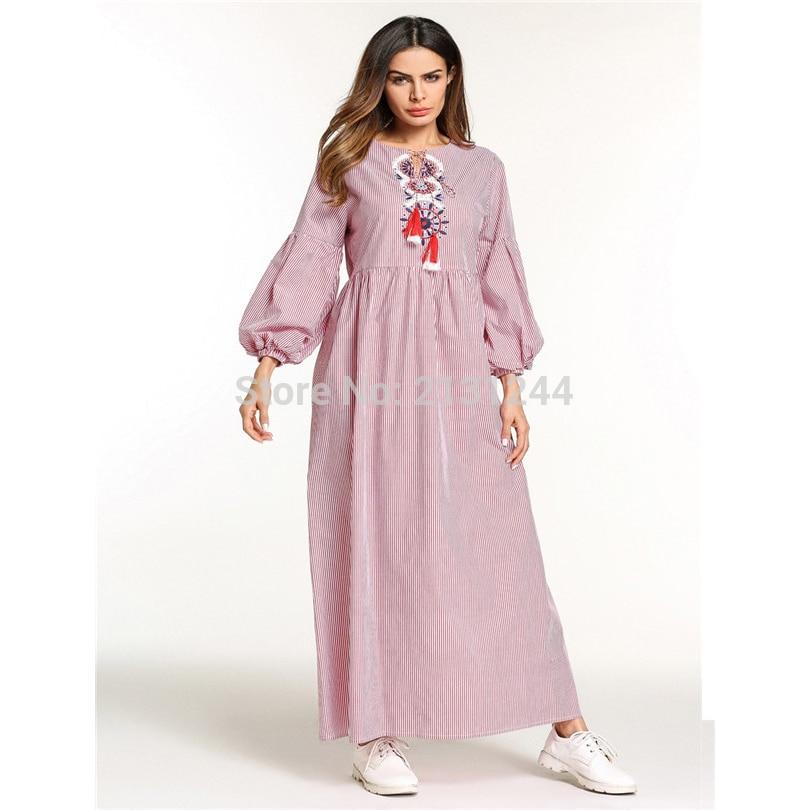 89ccb103b3 Orange Bat Sleeve Islamic Clothes Abaya Clothing Turkish Islamic ...