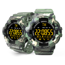 hot deal buy mens military sports smartwatch men camouflage dial fitness intelligent wristwatches bluetooth digital smart watches for running