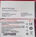 Бесплатная доставка и номер для отслеживания, оригинал AB2000FWML AB2000AWMC батареи Для Philips Xenium X2300 X333 CTX2300 CTX333 Мобильного Телефона