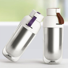 Hot Sale Innovative Double Wall Stainless Steel Water Bottle with Rope Portable Hand  Great for Use In Both Outdoor  Activities