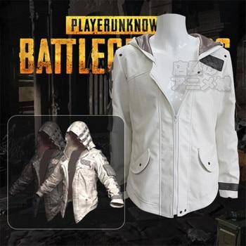 Косплей куртка с капюшоном PUBG Playerunknown's Battlegrounds