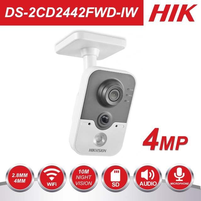 Ip 1080 P DS 2CD2442FWD IW 4MP IR WiFi