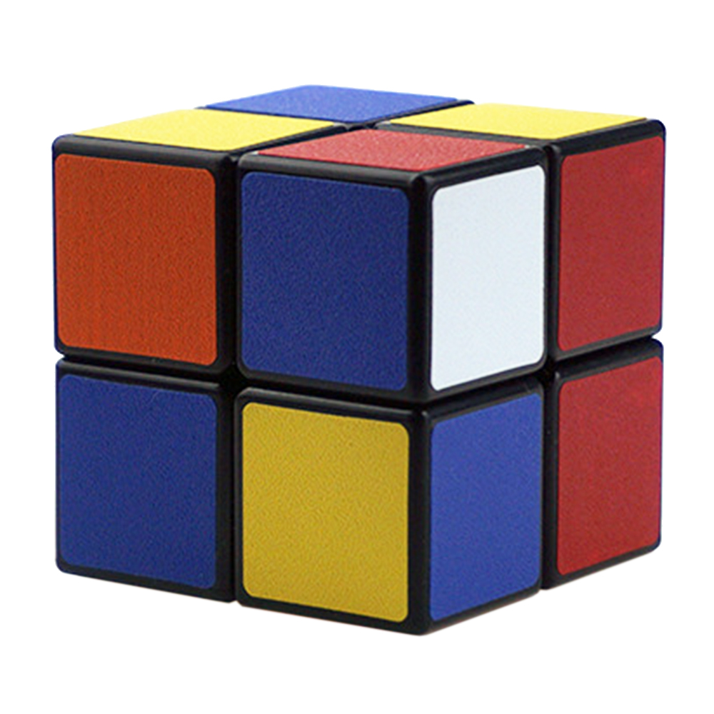 Speed 2 Layers Magic Cube 2*2*2 ShengShou's 2x2x2 Puzzle Cube Toy for Kids 5CM Stickers Cubos Megico Cheap
