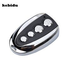 kebidu 433MHz Mini Auto Copy Universal Remote Control Wireless Copy Controller 4 Button Duplicator Cloning Car Key Gate Keys