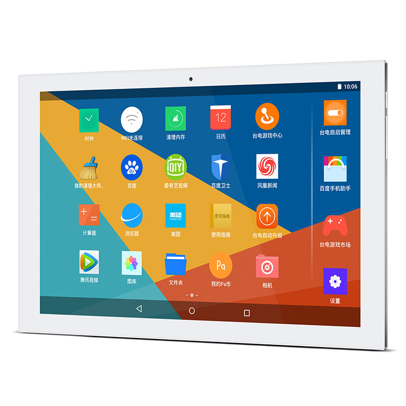 Teclast X10 Plus Android 5.1 Intel Cherry Trail Z8300 64bit Quad Core IPS 1280*800 Ultrabook 2G RAM 32G ROM 10.1 inch Tablet PC