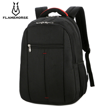 2019 New Men's Business Oxford cloth Laptop Travel Backpack High School Student College Student Waterproof Large Capacity Bag