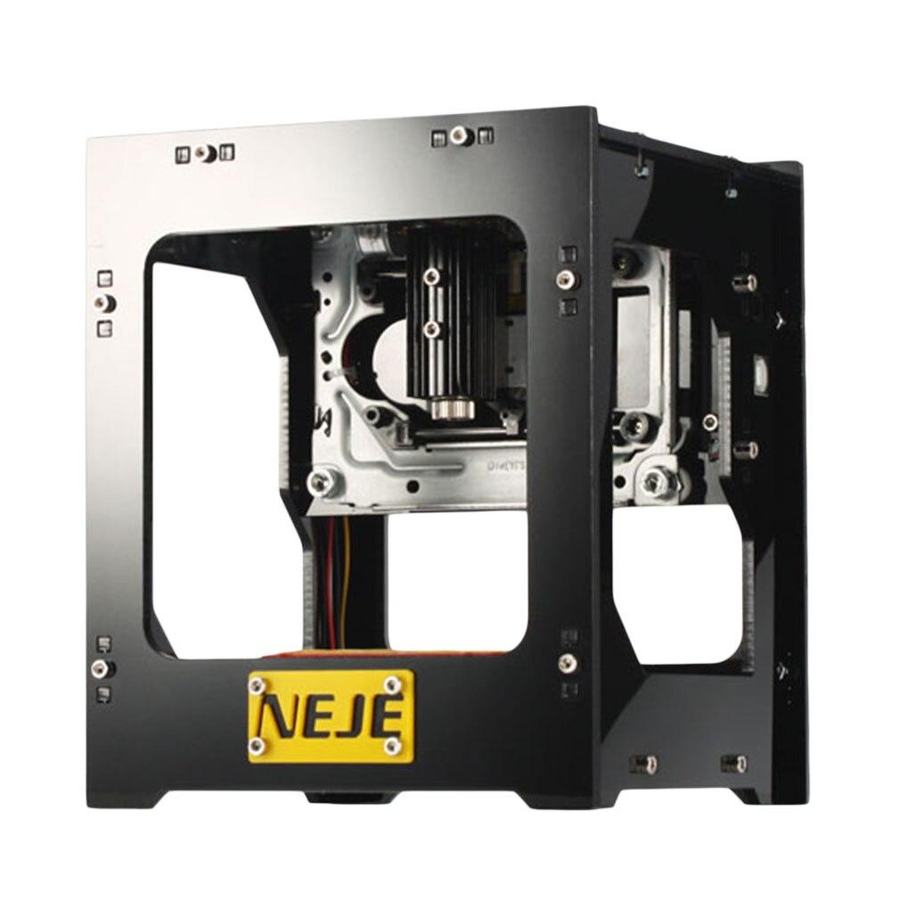 NEJE DK-8-KZ 1000 mw Mini Laser Macchina Per Incisione Elettrica FAI DA TE Mini Stampante Di Attrezzature Per Uso Domestico E Sul Posto di lavoro