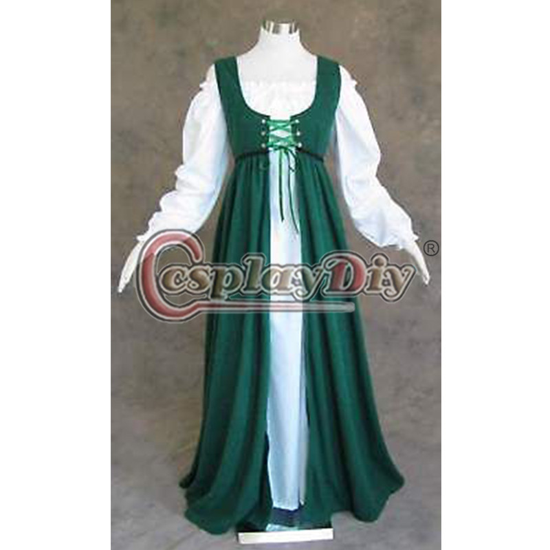 Vestidos Da Epoca Medieval