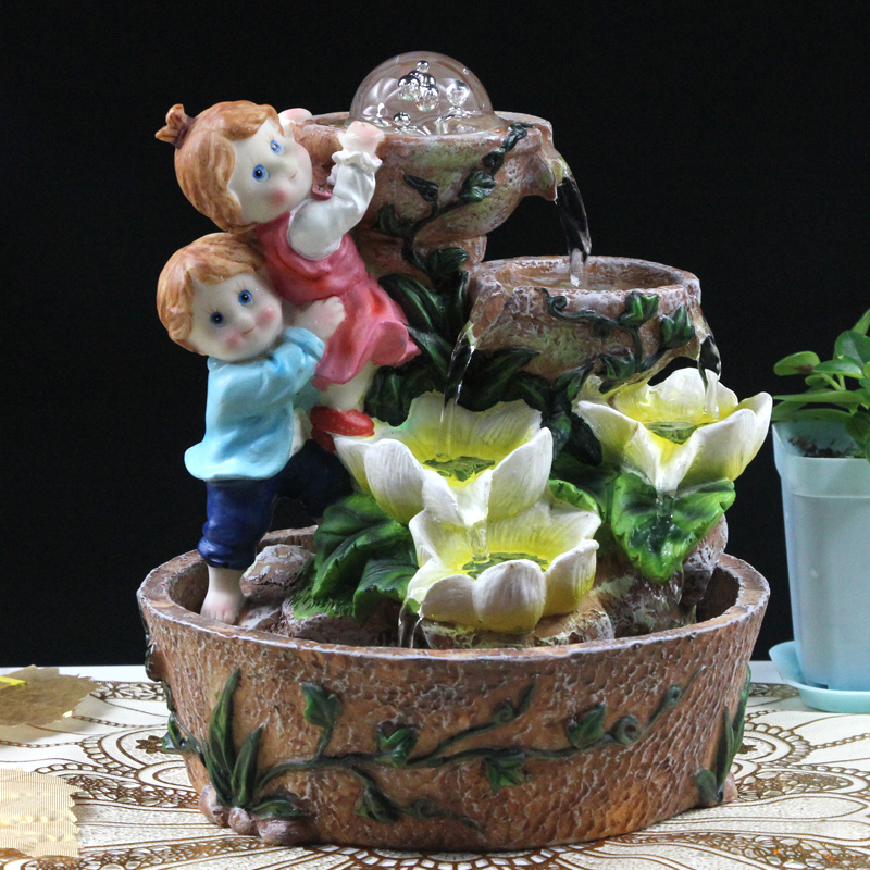 Home Decor Fountains   Water Fountain Gifts