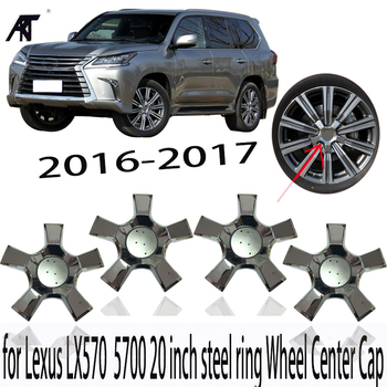Wheel center cap for Lexus Lx570 5700 steelring Wheel Center Cap 4PCS/SET 4260B-60380