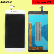 For Lenovo S60 LCD Display+Touch Screen +Tools Digitizer Assembly Replacement Accessories for Lenovo S60w недорго, оригинальная цена