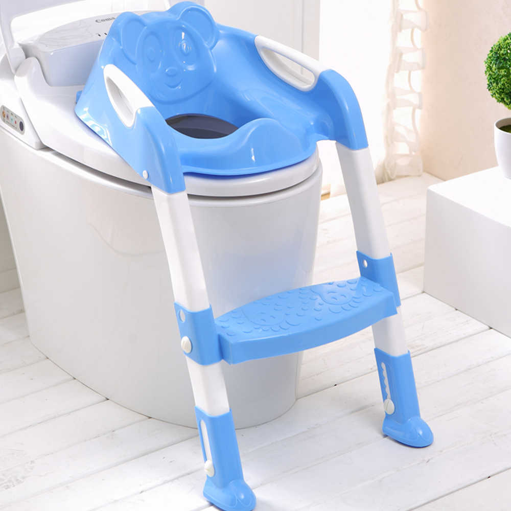 Strange En71 Toddlers Adjustable Height Feet Step And Potty Seat Uwap Interior Chair Design Uwaporg