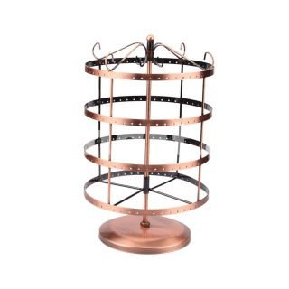 Free shipping From USA 192 Holes Earrings Display Stand - S6006