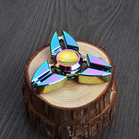 Spinner Hand High Speed Finger Spinner Metal Toys Adults Kid Anti Anxiety Stress Hands Spinner Toys