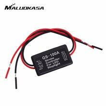 MALUOKASA Авто 12 В GS-100A светодиодный высокий позиционный тормозной задний стоп-светильник стробоскоп флэш-контроллер для переключения режимов мигания коробка светодиодный светильник s