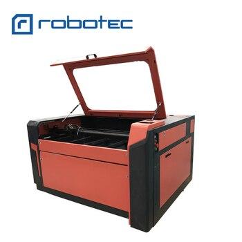 Robotec brand Ruida controller laser machine with RD works8.0 software 1390 laser engraving cutting machine цена 2017