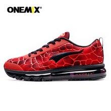 Беговые кроссовки Onemix для Для мужчин дышащий для занятий спортом на улице кроссовки легкие спортивные беговые прогулочная обувь Размеры 39-47 Кеды И Кроссовки