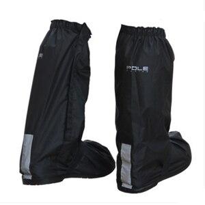 Image 5 - Модный Спортивный Плащ, мужской водонепроницаемый плащ, мотоциклетный дождевик, пончо, плащ, дождевик, дождевик, обувь для дождя