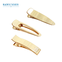 SANSUMMER 2019 Hair Pins Simple Style Wild Temperament Duckbill Clip Fashion Jewelry Womens Accessories 6548