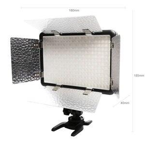 Image 3 - Светодиодный светильник Godox 308C II 3300K 5600K, лампа для видеосъемки + пульт дистанционного управления для видеокамеры DV + аккумулятор NP770 + зарядное устройство, Бесплатная доставка