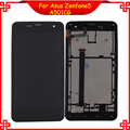 Original new display lcd touch screen digitador para asus zenfone 5 zenfone5 para asus_t00 a501cg a500cg t00j t00f