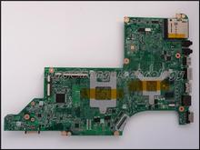45 days Warranty For hp DV5-2000 607605-001 laptop Motherboard for intel cpu with integrated graphics card 100% tested Fully