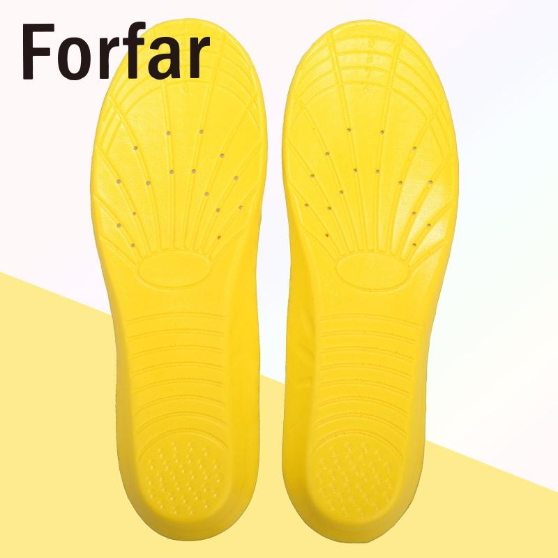 1 Pair Memory Foam Shoes Insoles Soft Sport Orthotic Arch Breathable Inner Pads