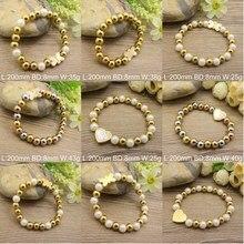 Hot Selling Wholesale Stainless Steel Fashion Popular New pattern Bracelets Jewelry for women BEWDAGBG
