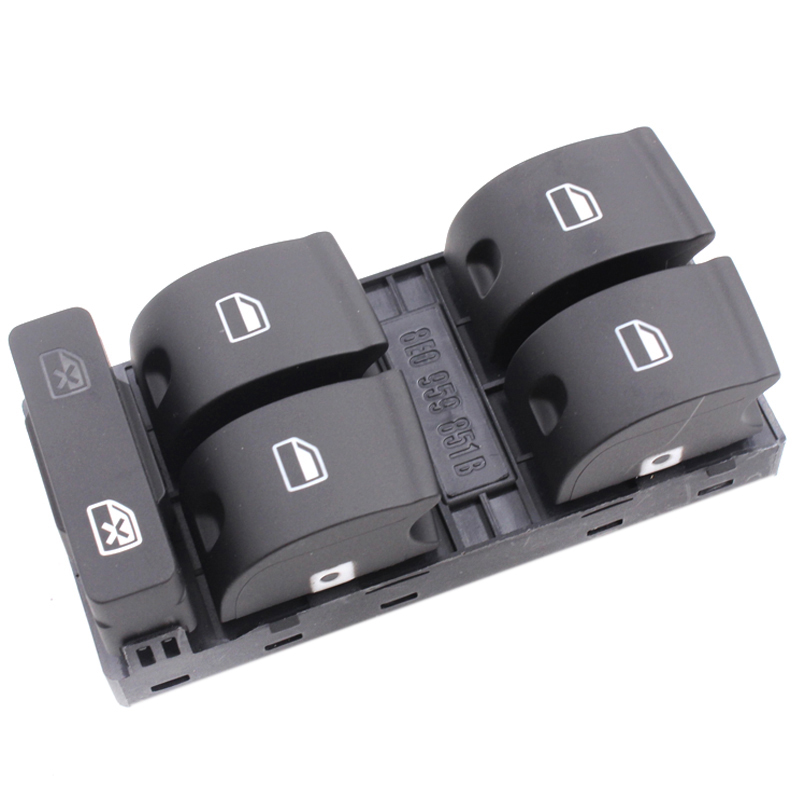 For AUDI A4 B6 2003 B7 SEAT Exeo Window Switch Button 8E0
