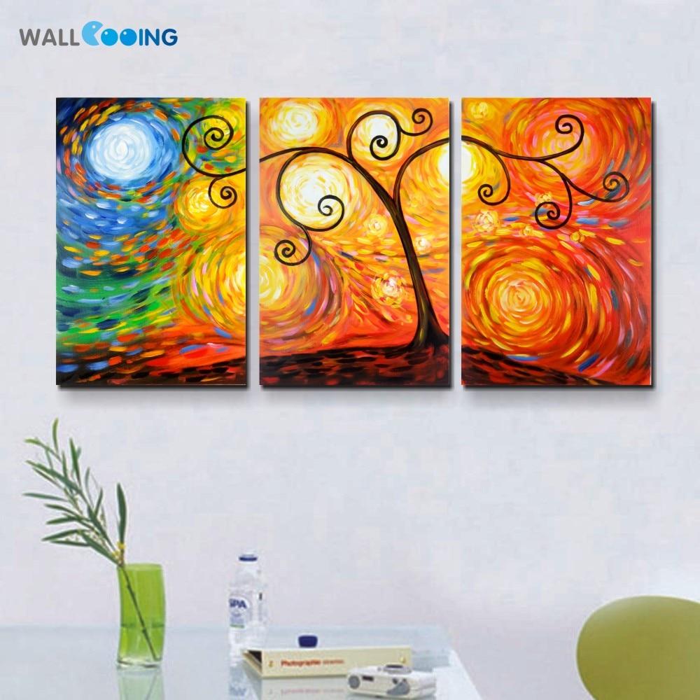 настінне охолодження 3-х панельний - Домашній декор - фото 2