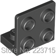 *Bracket 1x2/2x2 up* DIY enlighten block brick part No.99207 Compatible With Other Assembles Particles free shipping the tian an men diy enlighten block bricks compatible with other assembles particles