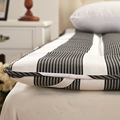 Thick Warm Foldable Single Or Double Mattress Fashion NEW Topper Quilted Bed