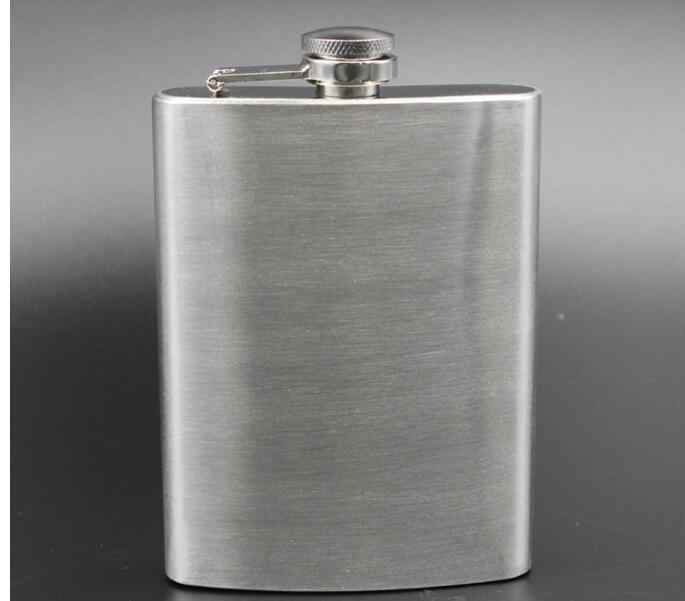 1 4 5 6 7 8 9 10 oz Stainless Steel Hip Flask with Funnel Pocket Hip Flask Alcohol Whiskey Hip Flask Screw Cap