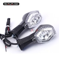 For SUZUKI GSX 650F 1250FA GSX650F GSX1250FA Motorcycle Accessories Front Rear LED Turn Signal Indicator Lights
