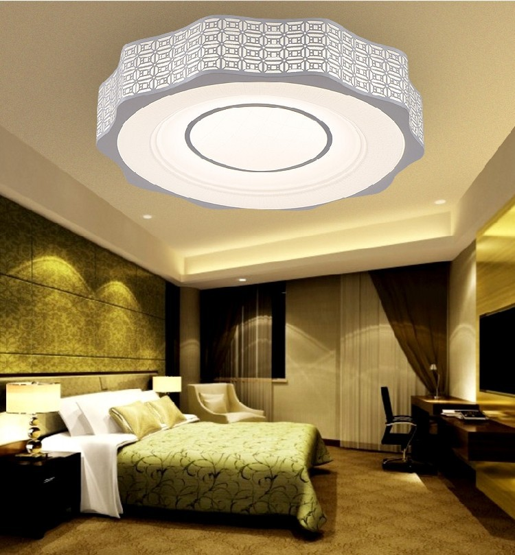 Modern minimalist LED suction ceiling creative personality restaurant living room bedroom LED Lamps lighting endless lighting led ceiling lamps iron creative lighting modern minimalist living room bedroom lamp restaurant
