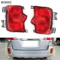 MZORANGE Car rear tail bumper reflector lamp fog light Clearance Lights For Subaru Outback 2009 2010 2011 2012 2013 2014